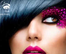Alyssa-makeup web site by emasai.com