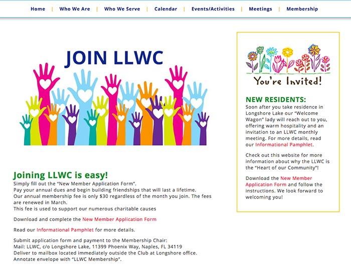 LLWC site by emasai