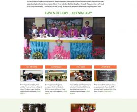 Haven of Hope front page