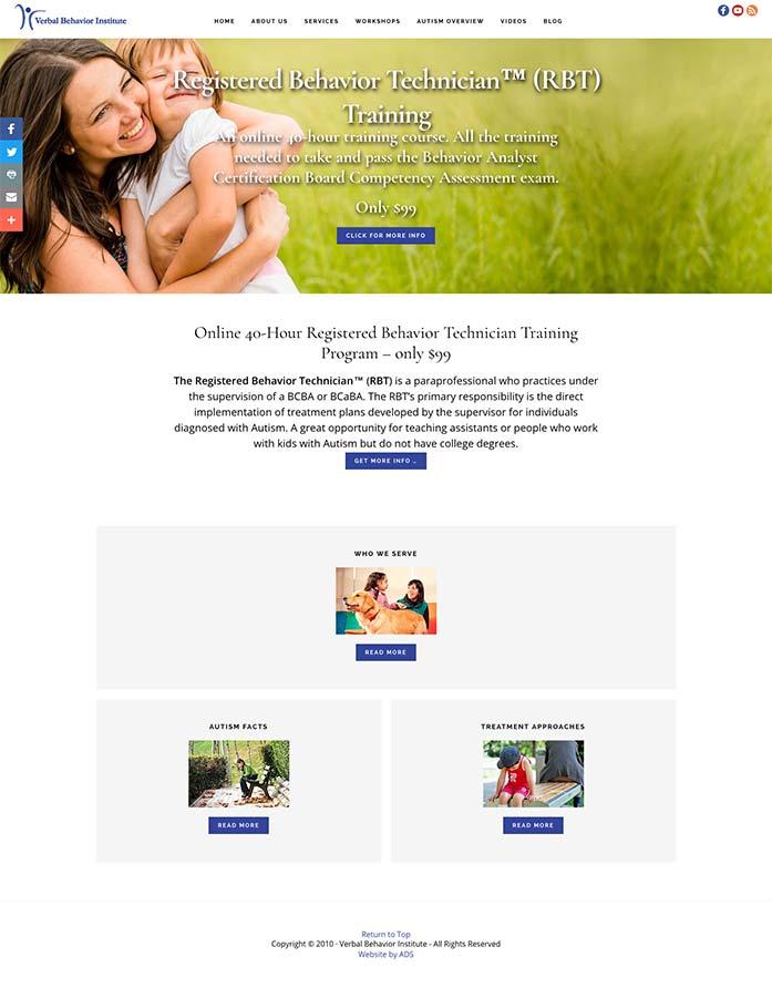 VBI web site