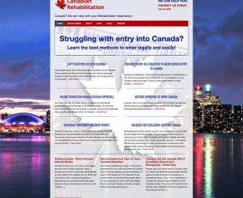 Immigration web site
